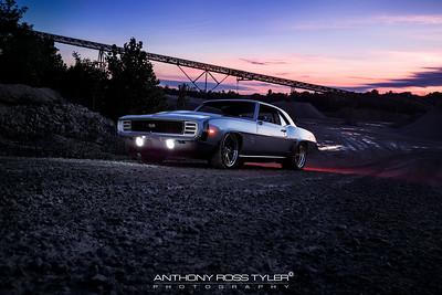 '69 Camaro - Project Silverback