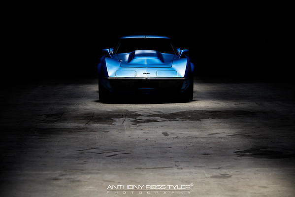 '69 Corvette Stingray - 3M Wrapped