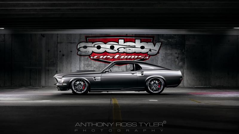 '69 - Goolsby Mustang - Gallery In Progress
