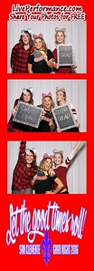 6/9/16 San Clemente Grad Night - EYE Photo Booth Photo Strips