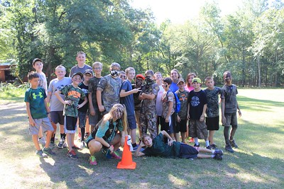 6th Capture the Flag Day 2016