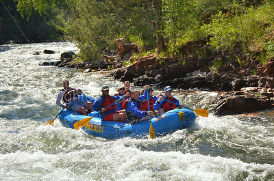 7-15-2014 AM Roaring Fork Express Trip