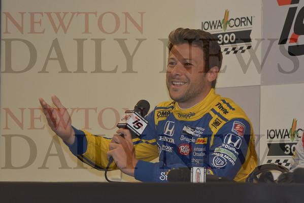 7-9 Iowa Speedway ARCA-IndyCar