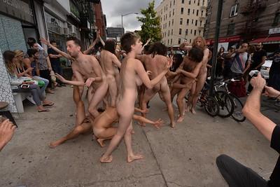 (7)   LOOPING  AL  GRECO  2015     -     Kenmare  St.  &   Mott  St.,  Lower  Manhattan   NYC