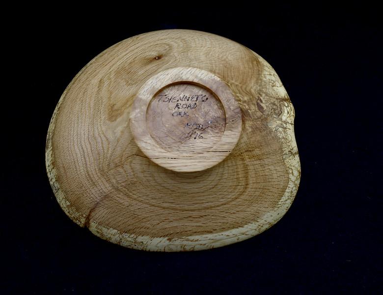 Tsienneto road oak, bottom 1-16