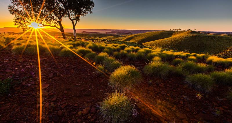 Pilbara Sunrise