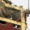 Cabrini building demolition. (Photo: MJ Rizk)