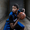 Darius Morris<br /> <br /> <br /> Ranking # 64<br /> as of May 14, 2008<br /> <br /> <br /> during a portrait session of high school basketball players at the Arizona Cactus Classic in Tucson Arizona May 10, 2008.