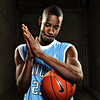 Terrence Ross<br /> <br /> <br /> during a portrait session of high school basketball players at the Arizona Cactus Classic in Tucson Arizona May 10, 2008.