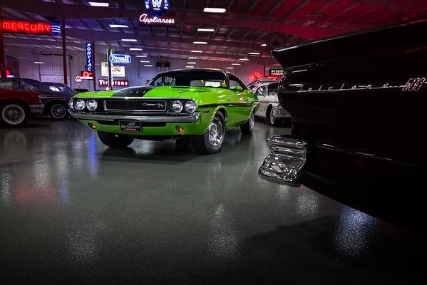 '70 Challenger RT