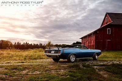 002 - Cuda rear barn