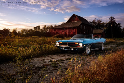 006 - Cuda 3/4 Sunset Barn