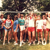 Look at all those short shorts!  And even one half shirt on Mike Berrier!  LOL!