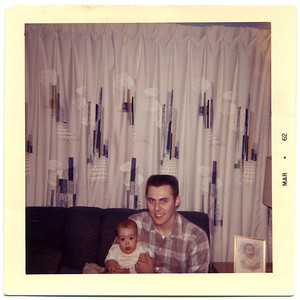 1962 Jack & Jackie at 6 months 2