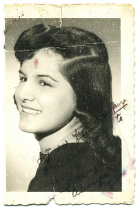 1958 JoAnn Portrait