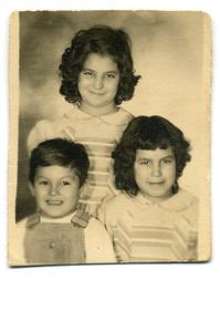 1948 Est Gertrude, JoAnn, and Paul