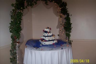 2009-04-18 Wedding Ceremony (Loretta's Picts)