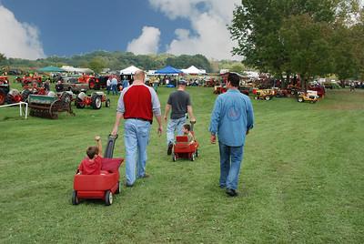 2009-09-26 Sunset Hill Farms with Hammon Boys