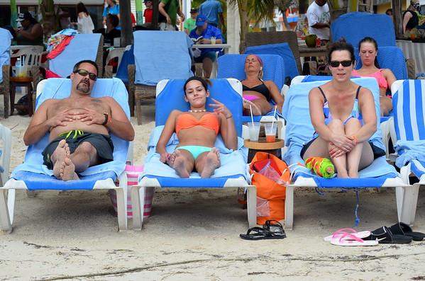 03-23-16 Day 5 Cruise Costa Maya Beach Day