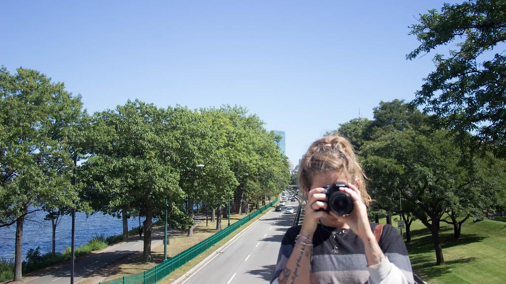 Photo Shoot on BU Beach