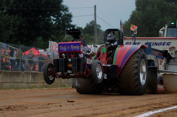 "70th Annual Berkeley County Youth Fair ""INTERSTATE  PULL""  8-6-17"