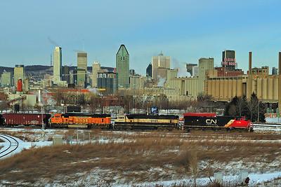 CN #710, Montreal, Qc