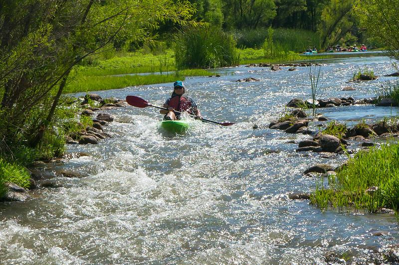 Verde River Institute Float Trip, Tapco to Tuzi, 7/15/17
