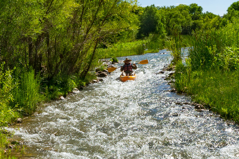 Verde River Institute Float, Tapco to Tuzi, 7/20/19