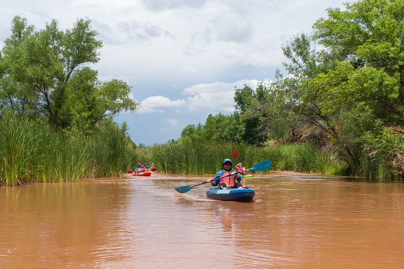 Verde River Institute Float Trip, Tapco to Tuzi, 7/21/17, APS