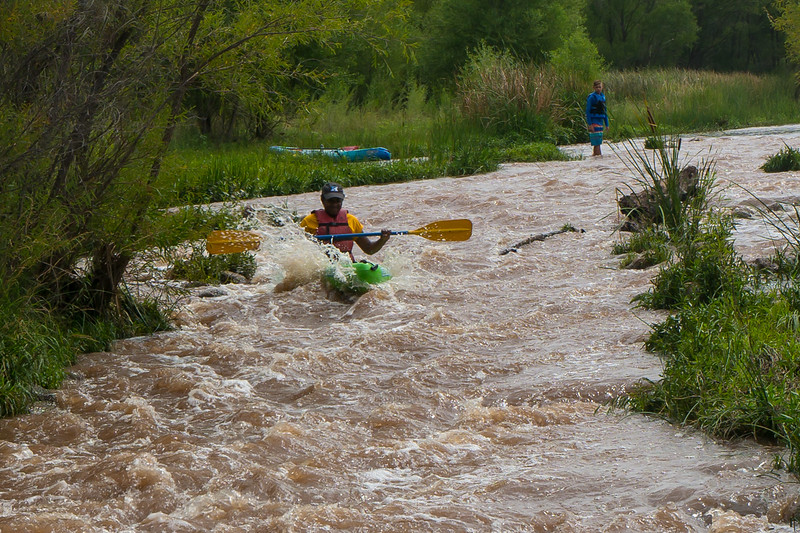 Verde River Institute Float Trip, Tapco to Tuzi, 7/21/18