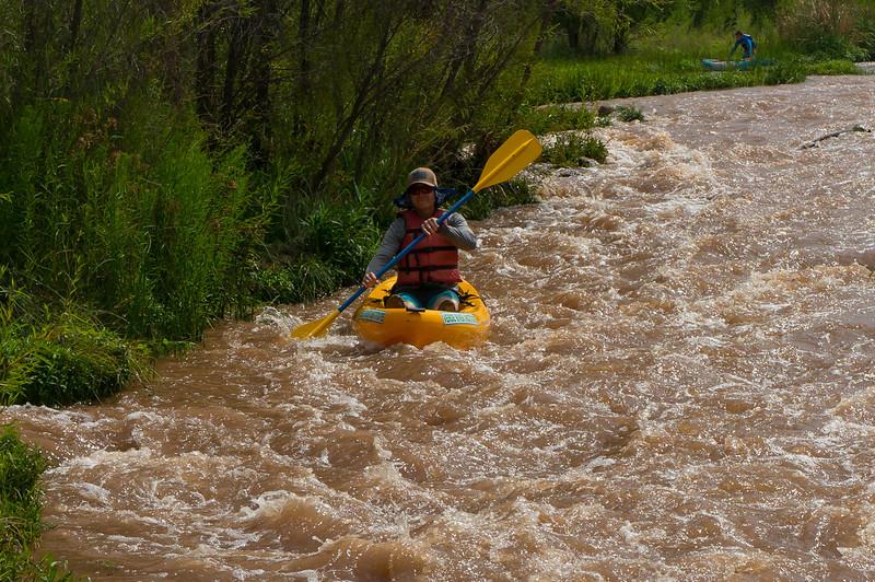 Verde River Institute Float Trip, Tapco to Tuzi, 7/21/18