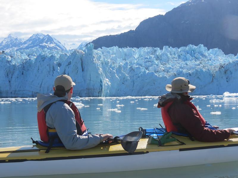 Margeire Glacier