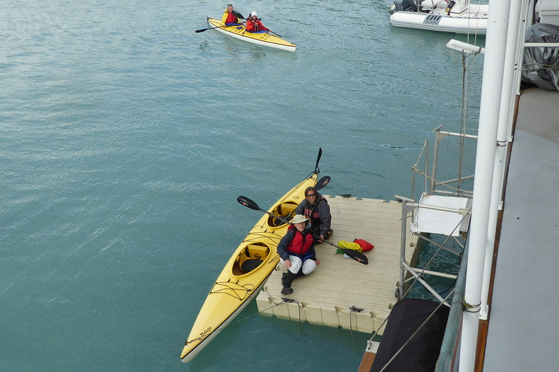 Loading up another Kayak