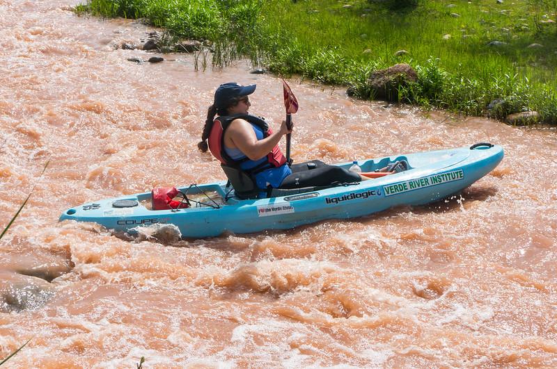 Verde River Institute Float Trip, Tapco to Tuzi, 7/29/17