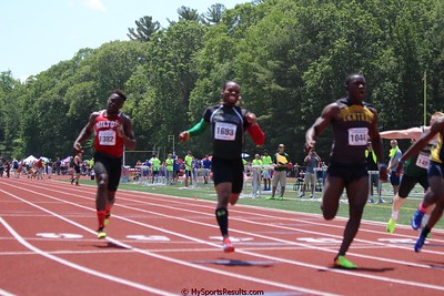Boys 100m Dash