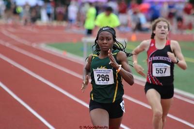 Girls 400m Dash