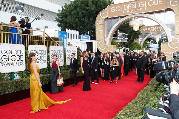 73 annual Golden Globe Awards