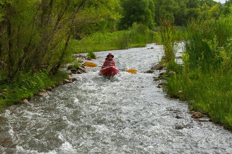 Verde River Institute Float, Tapco to Tuzi, 7/30/19