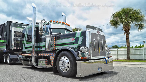 75 Chrome Shop Truck Show 2019