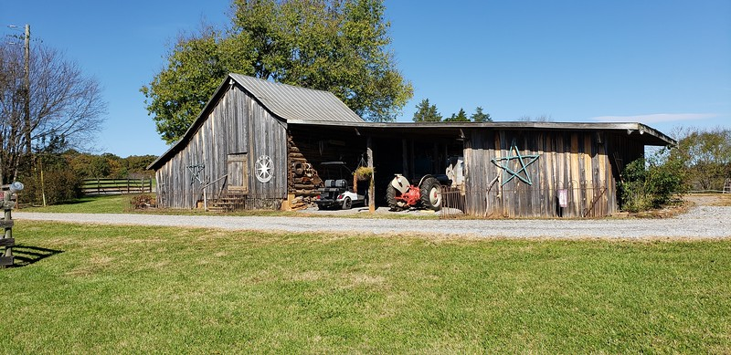 Storage and Equipment Shed
