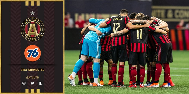 ATL UTD - MLS Paid Partnership Post Supporting #GoodFuelsGood