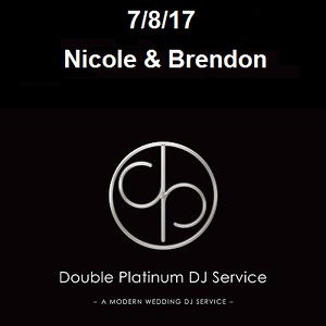 7/8/17 Nicole and Brendon
