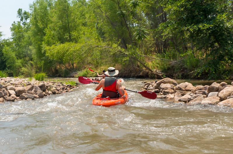 Verde River Institute Float Trip, Tapco to Tuzi, 7/8/17