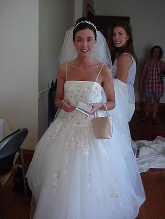 2000/7/8 Our Wedding