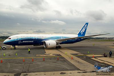 Boeing 787 Dream Tour