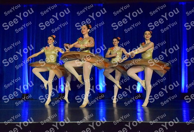 Friday Ballet Troops