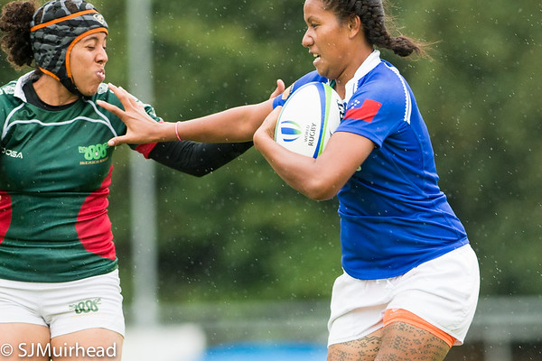 Samoa at WSWS Qualifiers in Dublin - Day 2