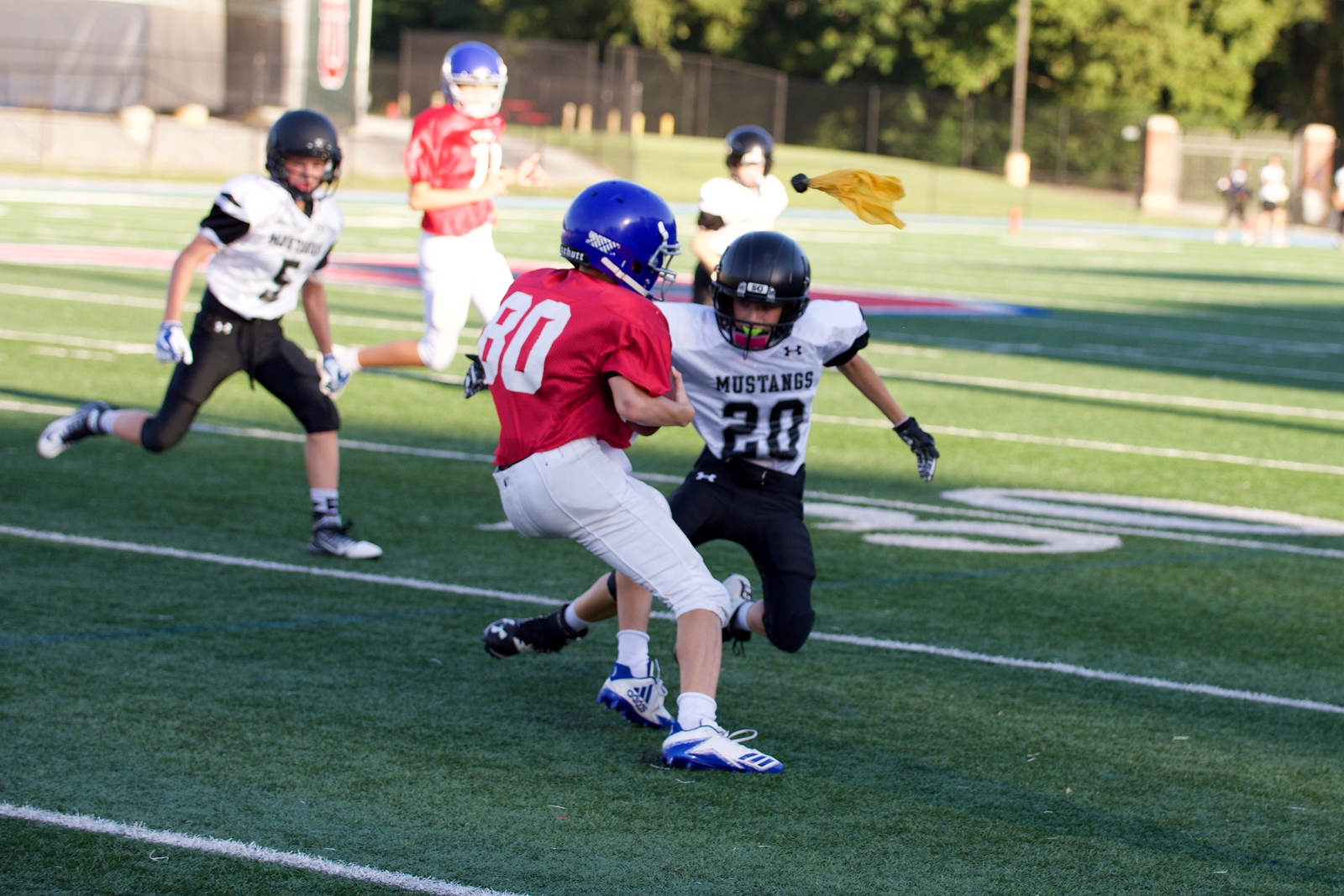 7th Grade vs. MUS 8/17