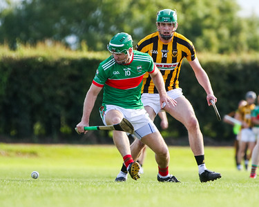 Loughmore Castleiney's Noel McGrath and Upperchurch Drombanes Paul Shanahan