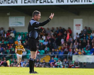 Match Referee Fergal Horgan